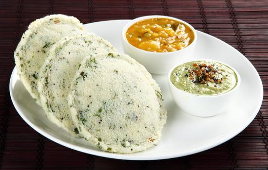 a rava idly plate - receipe from vijayalakshmi appliances